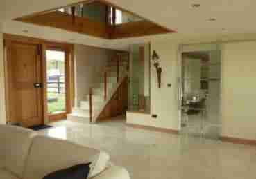 barn conversion hall