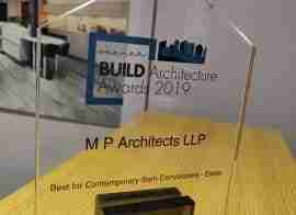 BUILD Award Trophy photo 3