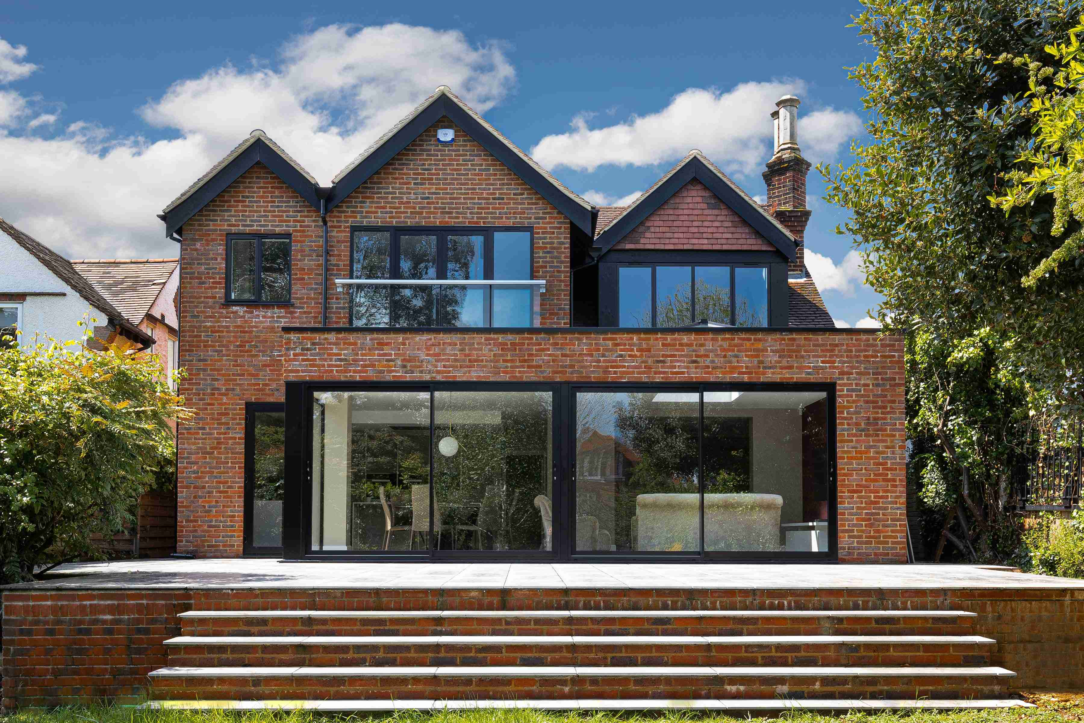 Extension and house refurbishment