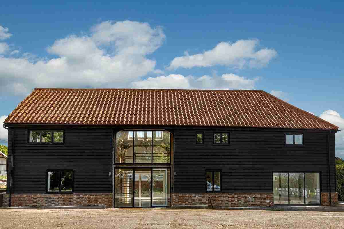 MP Architects wins top award for Bringing Essex Barns Back to Life.