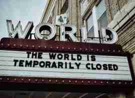 COVID-19 World Closed